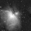 M42 Orion Nebula,                                Tony Blakesley