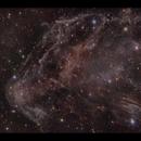 Mandel-Wilson 3: Northern Volcano Nebula - more data,                                Göran Nilsson