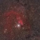 IC 59/63 Gamma Cas Nebula - Ha-RGB,                                Jonas Illner