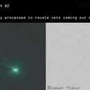 Comet Lovejoy C/2014 Q2 : Jets,                                thakursam