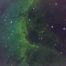 IC5070 - Pelican Nebula,                                Mark Spruce
