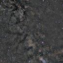 Milkyway - Galactic Center Regio,                                Stéphane T(rd).