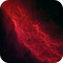California Nebula in HaRGB,                                bobzeq25