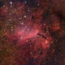 IC4628 (Prawn Nebula),                                Ignacio Diaz Bobillo