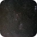 Heart (IC1805) and Soul (IC 1848) with Double Cluster (NGC 884/869),                                JD