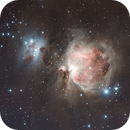 Orion Nebula,                                zeppo