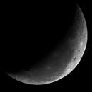 Moon mosaic - early morning,                                Onur Atilgan