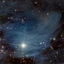M45, The Seven Sisters in their veil of dust,                                Przemysław Majewski & teleskopy.pl