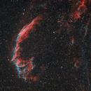 NGC 6995 -Veil nebula in HaOIIIRGB,                                Jens Zippel