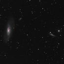 Messier 106,                                Felix