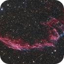 NGC 6992 Eastern Veil Nebula,                                J. Norris
