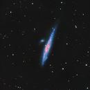 NGC 4631,                                Olivier Meersman