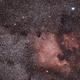 North America NGC 7000,                                Ben