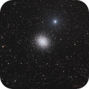M5 - Globular Cluster in Serpens,                                Steve Milne