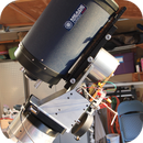 New prototype direct drive mount,                                brucev
