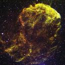 Jellyfish nebula,                                Paul R. Hitchcock