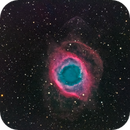 Helix Nebula (Eye of God),                                Miles Zhou