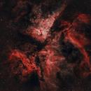Carina Nebula,                                Cluster One Observatory