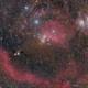 Wide field view of region between Orion's belt and sword!,                                Mohammad Nouroozi