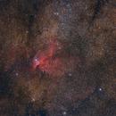 NGC 6188 wide field,                                Jacek Bobowik