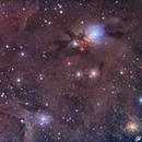 NGC1333,                                Vincent Savioz