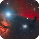 LRGB Horse Head, Flame and NGC 2023,                                Ben