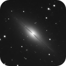 NGC-7814 - How Skinny Can You Get?,                                Steve Solon and Terry Chatterton
