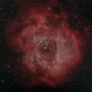 Nebulosa da Roseta,                                Gláuber