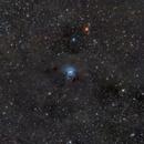 NGC7023,                                Kang Yao