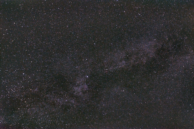 Milky way - Cygnus - wide field,                                alexhollywood