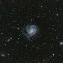 Messier 101,                                Craig