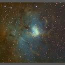 NGC1491,                                Komet