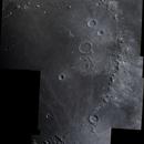 Moon 28 pane mosaic,                                Bert Scheuneman