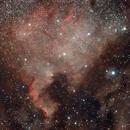 NGC7000 - IC5067,                                Tomás