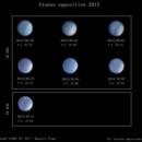 Uranus - Opposition 2013,                                Stefano Quaresima