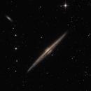 Needle Galaxy NGC 4565,                                Axel Rau