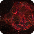 Simeis 147- The Spaghetti Nebula,                                Matt Harbison