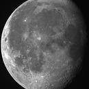 Moon - Waning Gibbous 88%,                                Mark Spruce