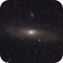 Andromeda Galaxy,                                Christian Baer