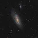 Galaxy Season 2021 - Messier 90, Arp 76,                                Michael S.