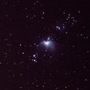 Messier 42 Widefield,                                Walt Schnapp