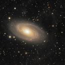 M81 and M82,                                Almos Balasi