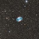 M27 Dumbell nebula,                                Antanas Paulauskas