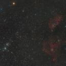 Heart and Soul Nebula region,                                Heidi Ihnen