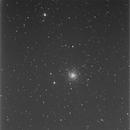 M72 globular cluster, survey image,                                erdmanpe