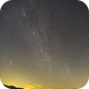 Winter Milky Way: Andromeda, Double Cluster & Capella,                                Tom Robbe