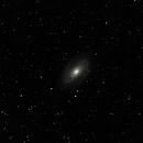 M81 - Bode's Galaxy,                                Jim Butler