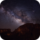 Summer Milkyway over Picacho Peak AZ,                                Dean Salman