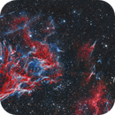Pickerings Triangle and NGC6979 HOO,                                Marc Verhoeven