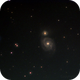 M51 First shot with the ED80,                                Michael Wagner